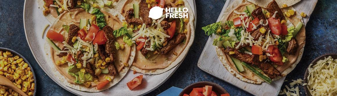 HelloFresh promo codes and deals