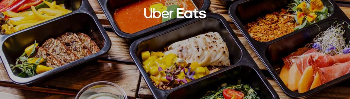 Uber Eats coupon codes
