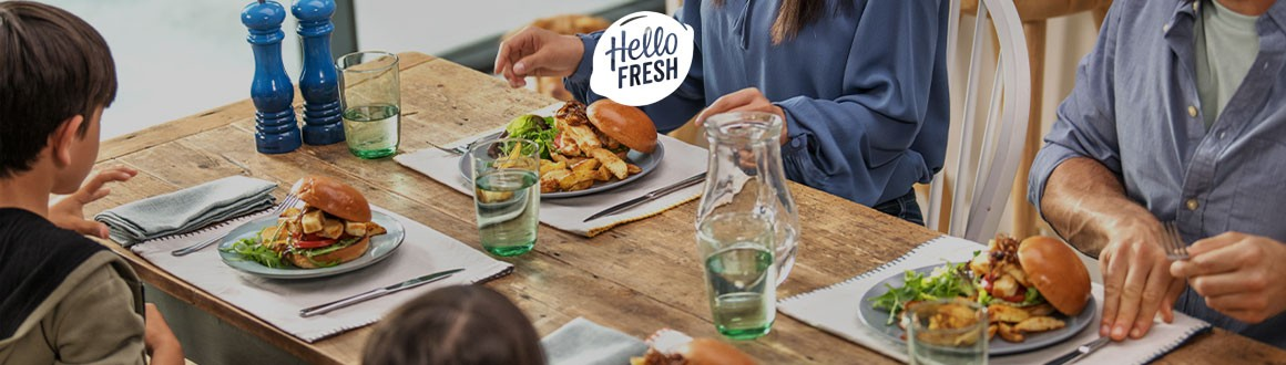 HelloFresh offers