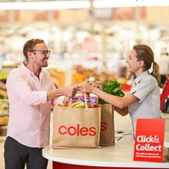 Coles Click and Collect