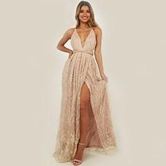 Showpo Sparkle Dress