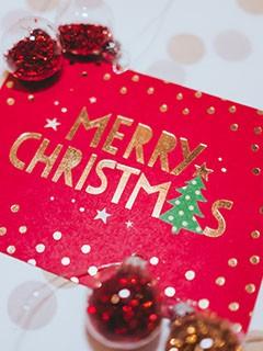Christmas cards deal