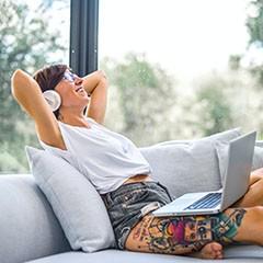 Kobo audiobooks offers