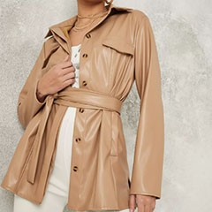 Missguided leather jackets offers