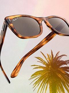 Ray-Ban prescription eyewear offers