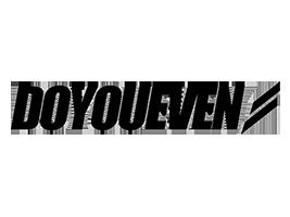 Doyoueven logo