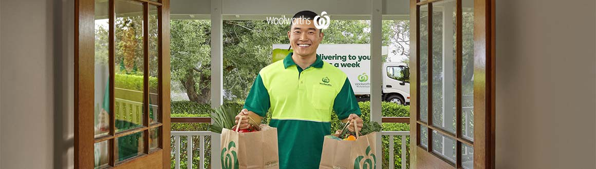 Woolworths promo codes and deals